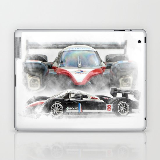Peugeot 908 Laptop & iPad Skin