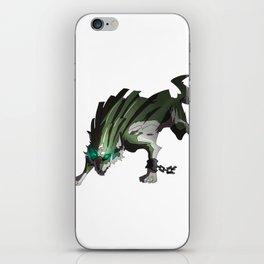 Link Wolf iPhone Skin