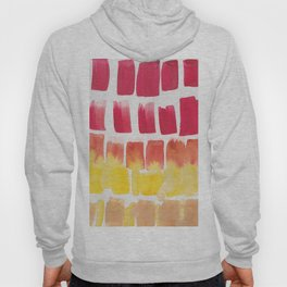 19  | 190321 Watercolour Abstract Painting Hoody