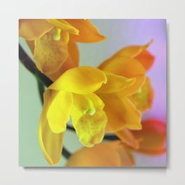 That Midas Touch Metal Print