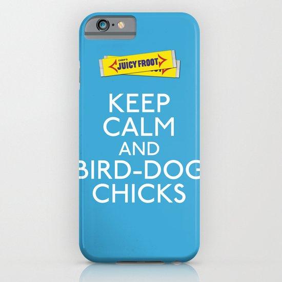 Bird dog chicks iPhone & iPod Case