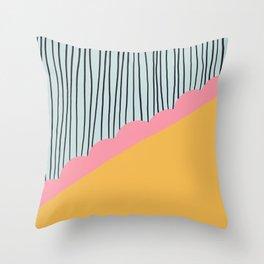 Sharpened Throw Pillow