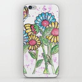 Summer of Love iPhone Skin