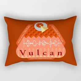 Welcome to Vulcan Rectangular Pillow