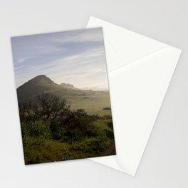 Foggy Horizon Stationery Cards
