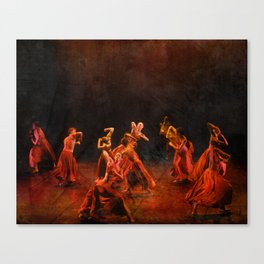 Move Canvas Print