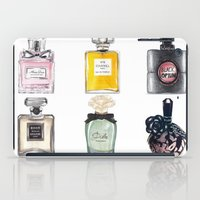 perfume iPad Cases featuring Perfume Collection by Celine Strömbäck