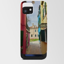 Been There, Shot That (Pt. 7 – Burano, Italy) iPhone Card Case