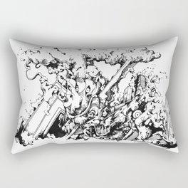 interpopfj;asod Rectangular Pillow