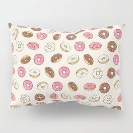 ALL the donuts! Rainbow on Cream Pillow Sham
