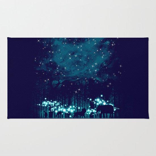 Cosmic Safari Rug