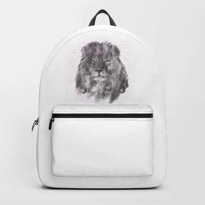 Lion Just Wants to have Fun Backpack