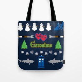 Ugly Christmas Special Tote Bag