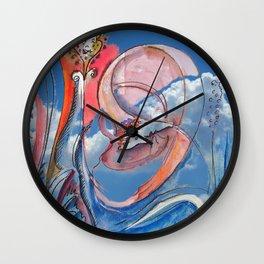 Jester B's Grass Nutrition Wall Clock