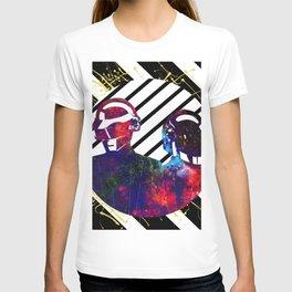 Daft Punk Art T-shirt