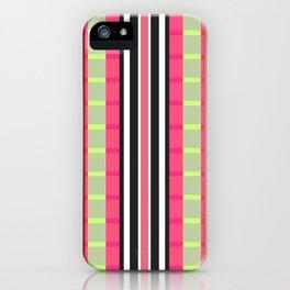 Stripe 6 iPhone Case