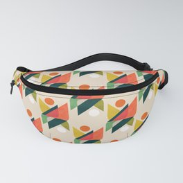 Reflection (of time and space) Fanny Pack