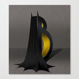 Superbet 'B' Canvas Print