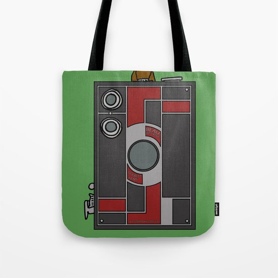 Brownie Beau Tote Bag