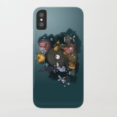 call of cthulhu iPhone X Slim Case