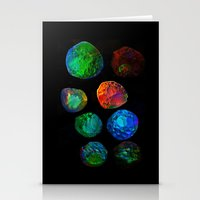 planets Stationery Cards featuring planets by clemm