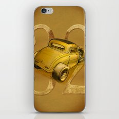 Dirty Too iPhone & iPod Skin