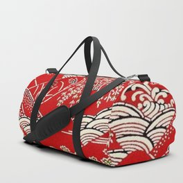 Red Mountains Duffle Bag