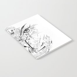 Headlights Notebook