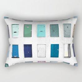 Doors Rectangular Pillow