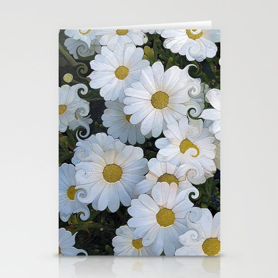 Dreaming Daisies Stationery Cards