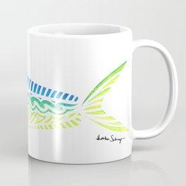 Tribal Mahi Mahi Coffee Mug