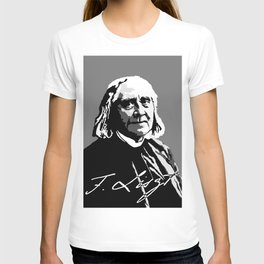 Franz Liszt (1811-1886) in 1886 (digital 1) T-shirt