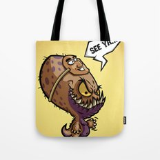 SMART CREATURE Tote Bag