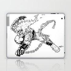 Ghost Rider Laptop & iPad Skin