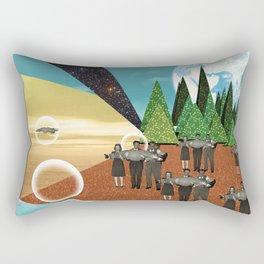 Epidemic Rectangular Pillow