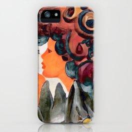 Gracious (metallic) iPhone Case
