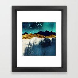 Evening Stars Framed Art Print