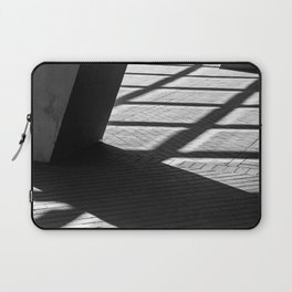 Light and shadow Laptop Sleeve