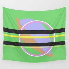 Pastel Simplicity - Minimalistic Design Wall Tapestry