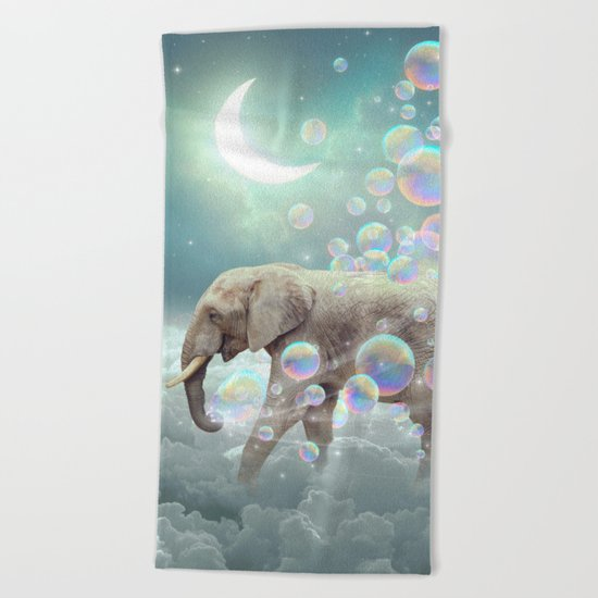 Enjoy the Little Things Beach Towel