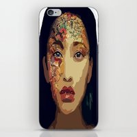 pocahontas iPhone & iPod Skins featuring Pocahontas by FannikaRial