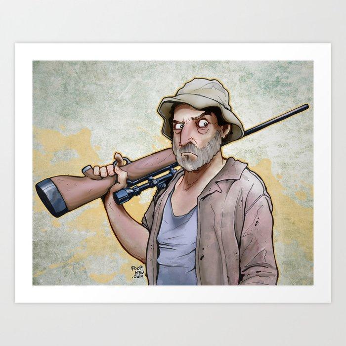 Dale Horvath Art Print