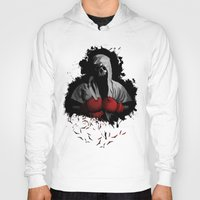 boxing Hoodies featuring Death Boxing by tshirtsz