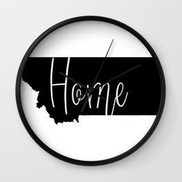 Montana-Home Wall Clock