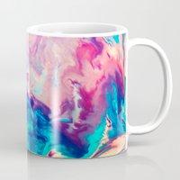 blush Mugs featuring Blush by Kimsey Price