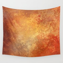Color Abstract Wall Tapestry