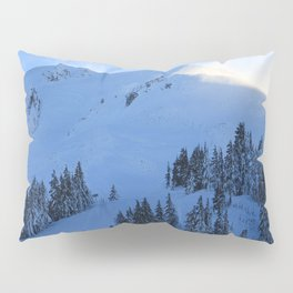 Ghosts In The Snow Pillow Sham