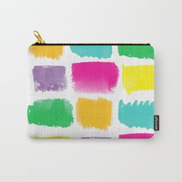 (Brush)Stroke of Genius Carry-All Pouch