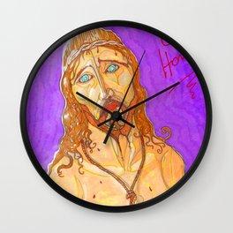 Ecce Homo ! Wall Clock