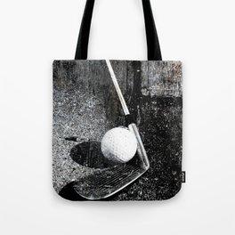 The golf club Tote Bag